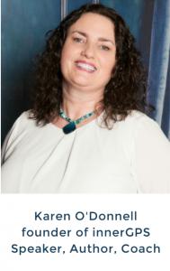 speaker Karen O'Donnell