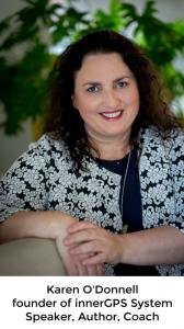 innerGPS founder Karen O'Donnell