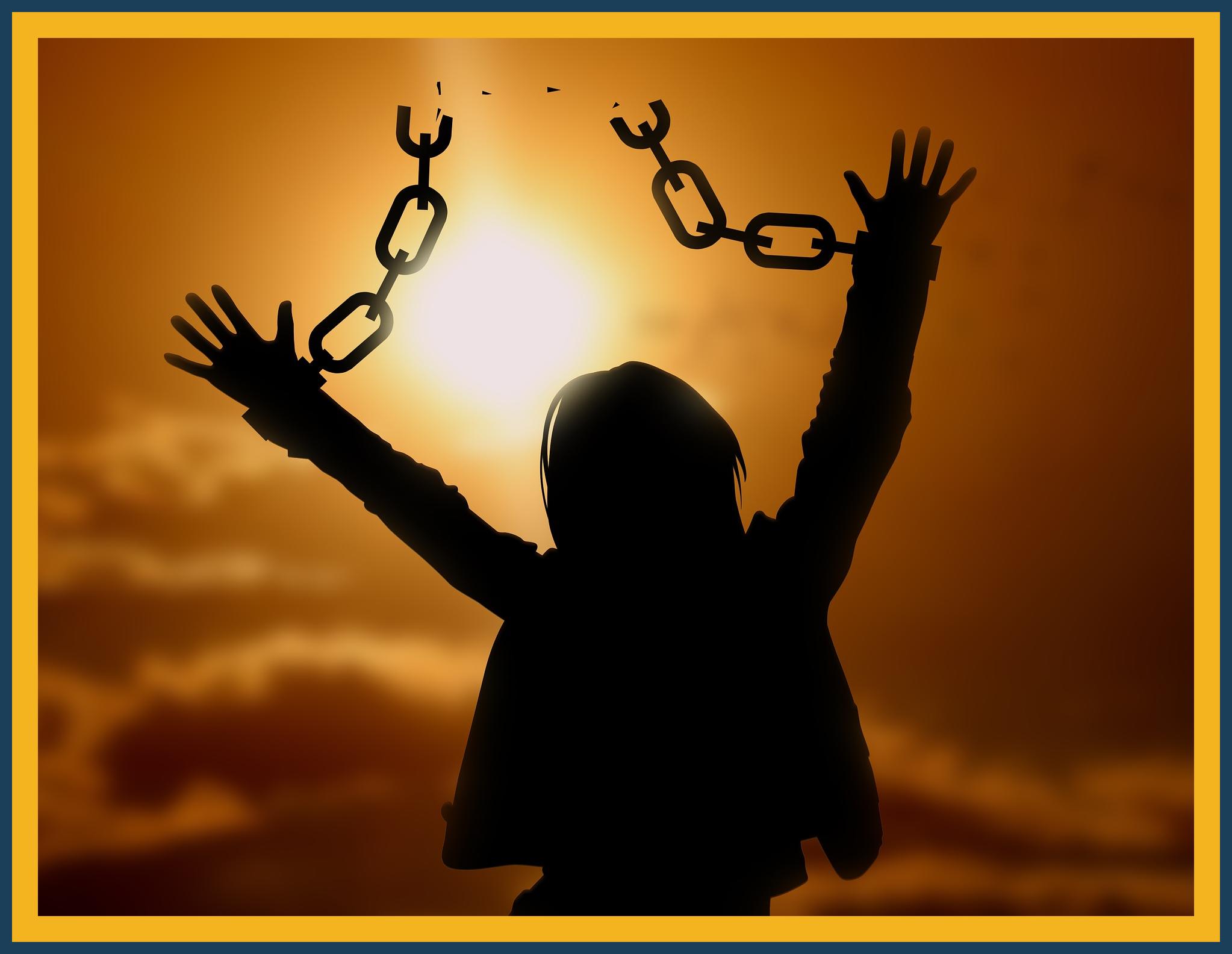 Are our invisible chains from the past holding us back